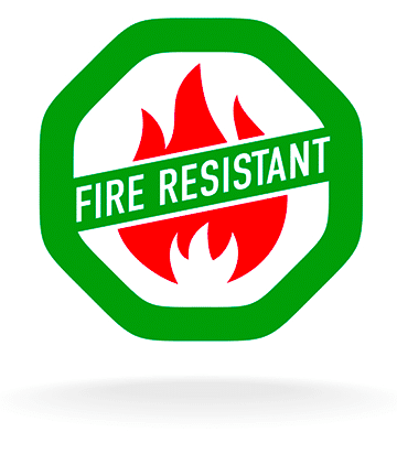 fire-resistant